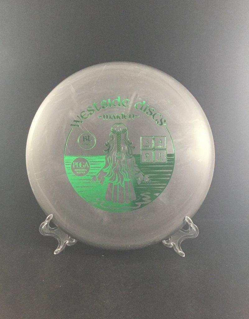 Westside Discs Westsides Maiden