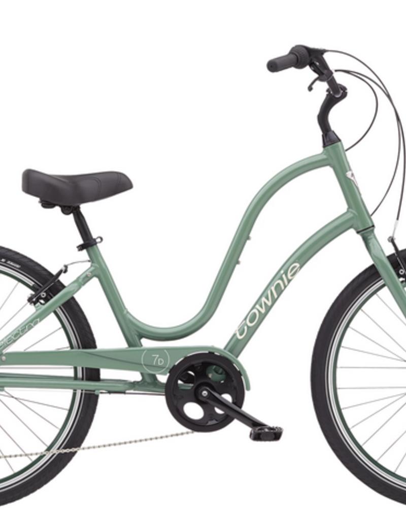 Electra Bicycle Company Townie Original 7d stepthru