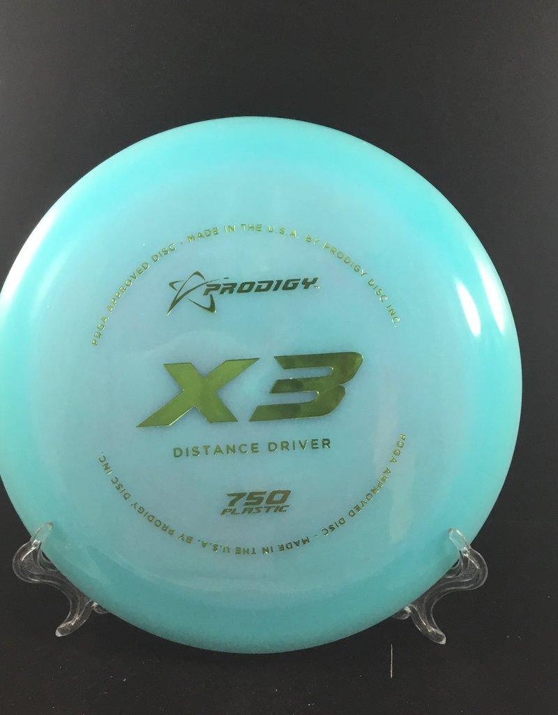 Prodigy Prodigy X3
