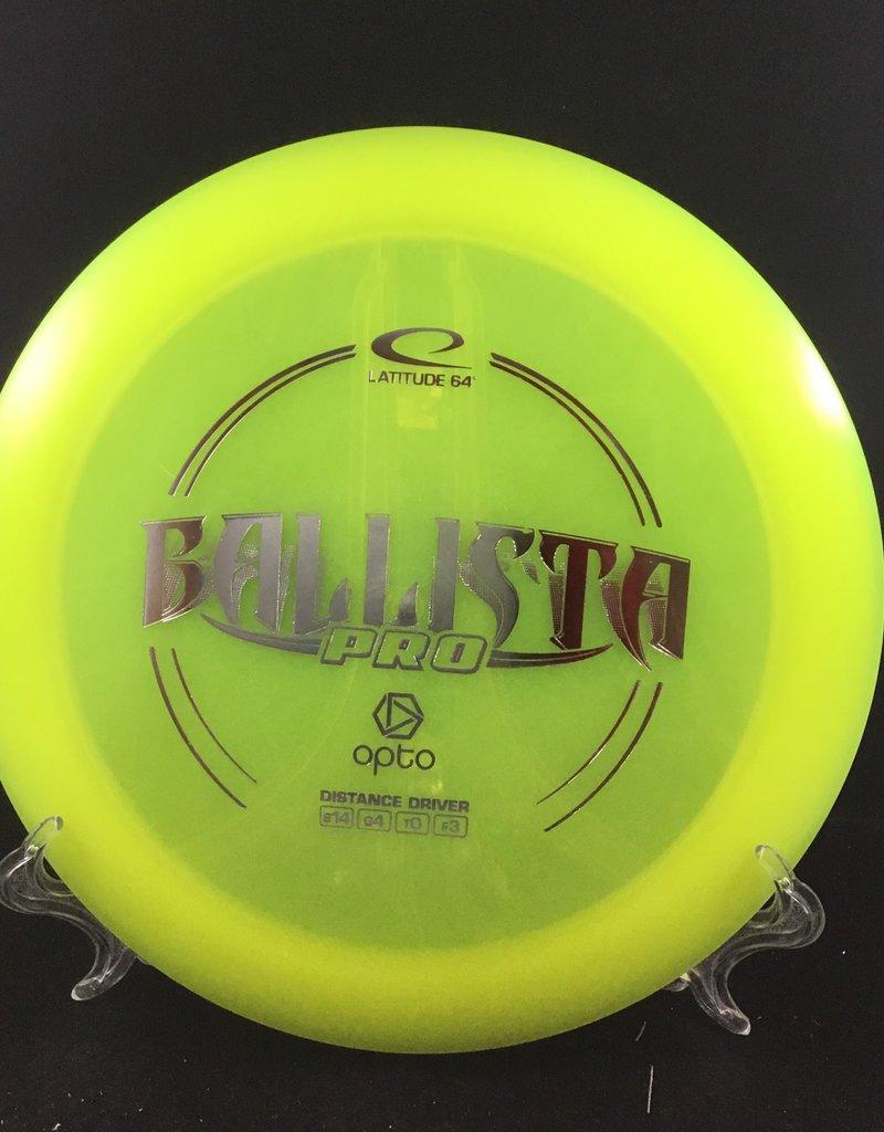 latitude64 Ballista Pro