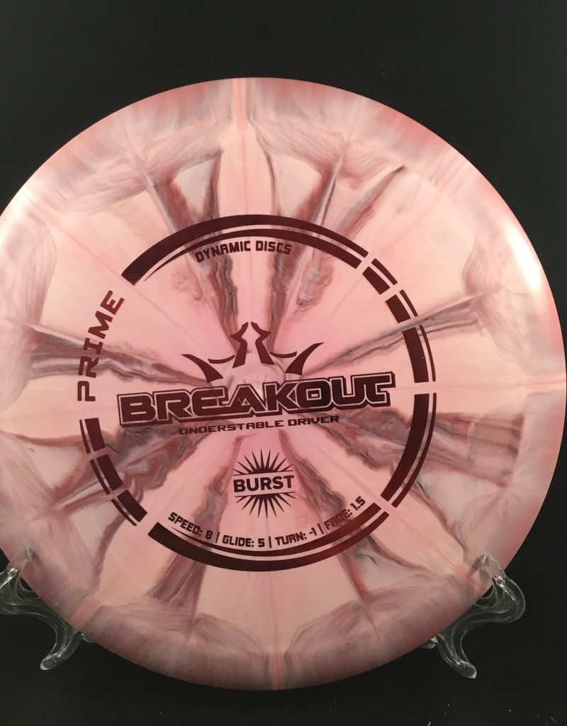 Dynamic Discs Dynamic Breakout