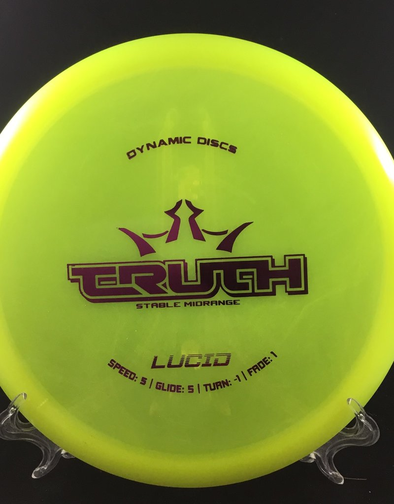 Dynamic Discs Dynamic Truth