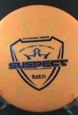 Dynamic Discs Dynamic Suspect