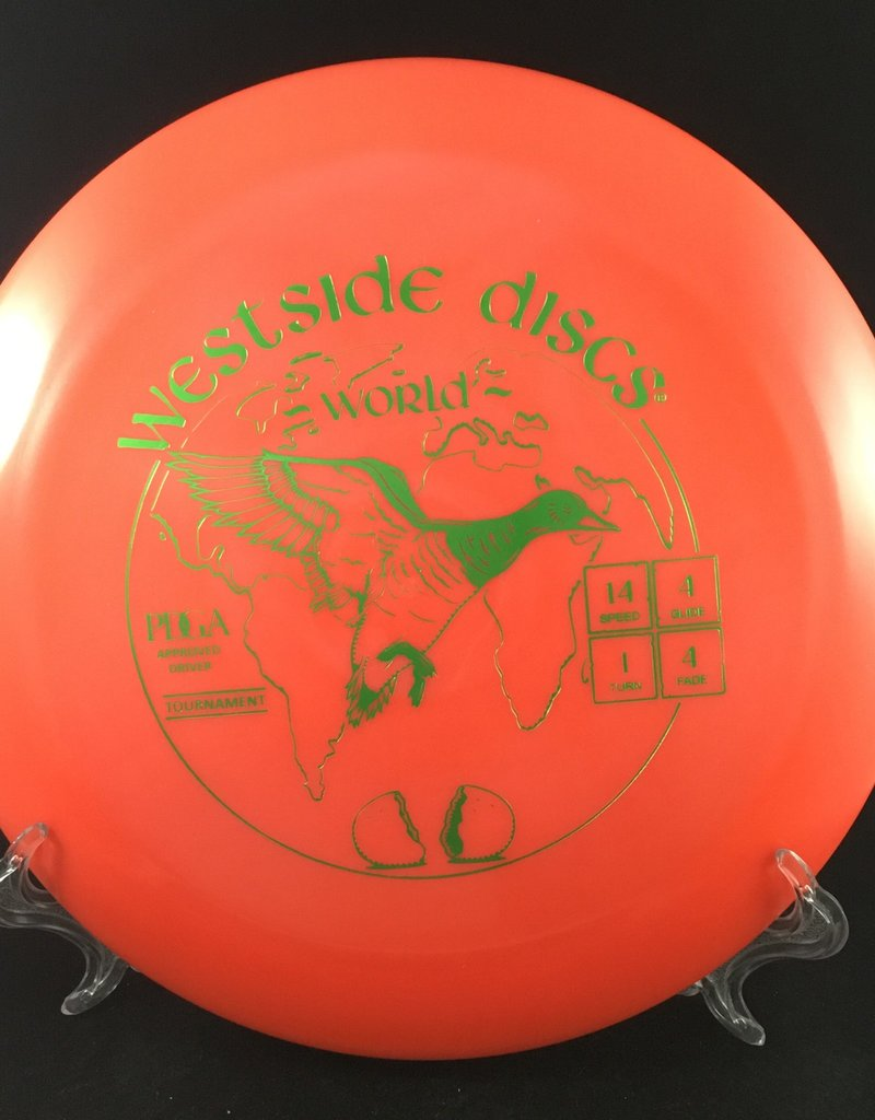 Westside Discs Westside World