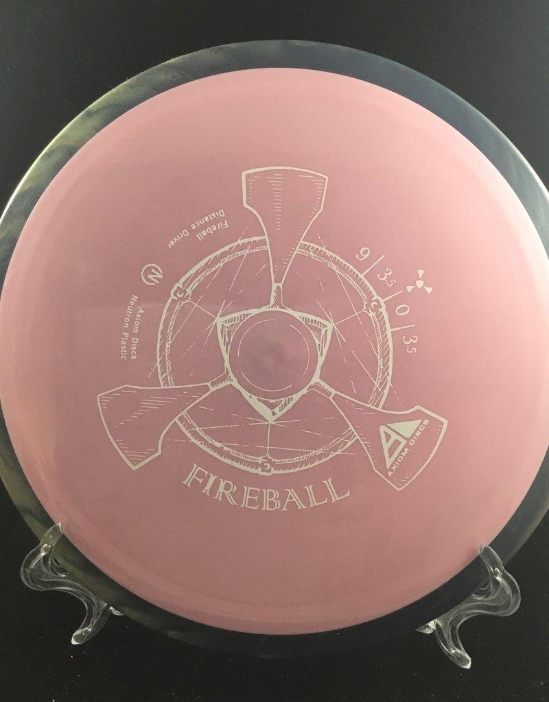Axiom Discs Axiom Fireball