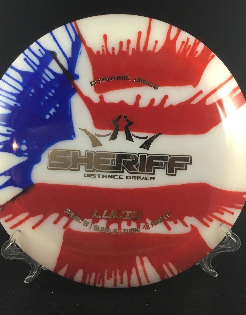 Dynamic Discs Dynamic Sheriff