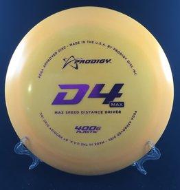 Prodigy Prodigy D4Max 400G Plastic