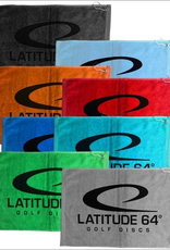 Latitude 64 Disc Towel