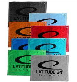 Latitude 64 Disc Towel