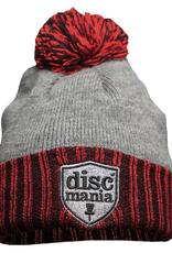 Discmania Discmania Colorblock Cuffed Beanie