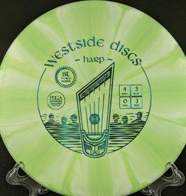 Westside Discs Westside Harp Bt Burst