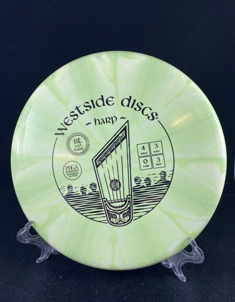 Westside Discs Westside Harp Burst