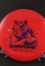 latitude 64 Latitude 64  Gold Sapphire Bear Stamp