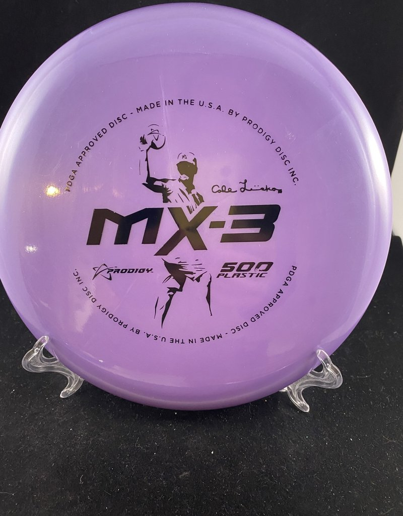 Prodigy Prodigy MX-3, 500 Plastic