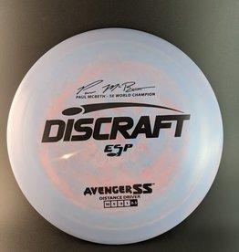 Discraft ESP Paul McBeth AvengerSS