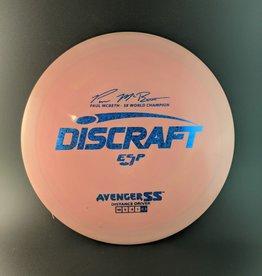 Discraft ESP Paul McBeth AvengerSS (cont'd)