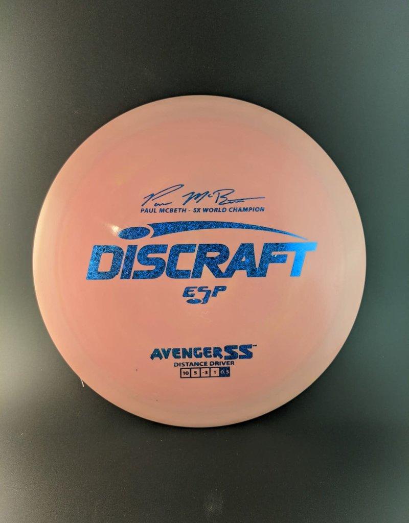Discraft Discraft ESP Paul McBeth AvengerSS (cont'd)