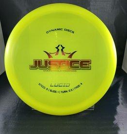 Dynamic Discs Dynamic Discs Justice Lucid Midrange