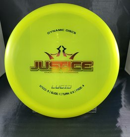 Dynamic Discs Dynamic Discs Lucid Justice
