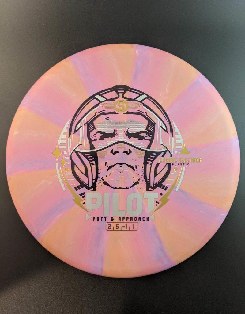 Streamline Discs Streamline Pilot Cosmic Electron