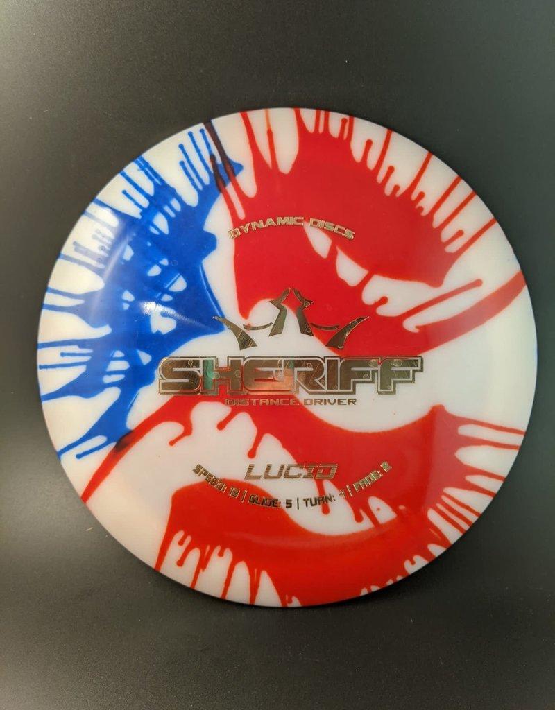 Dynamic Discs Dynamic Discs Lucid Sheriff MyDye
