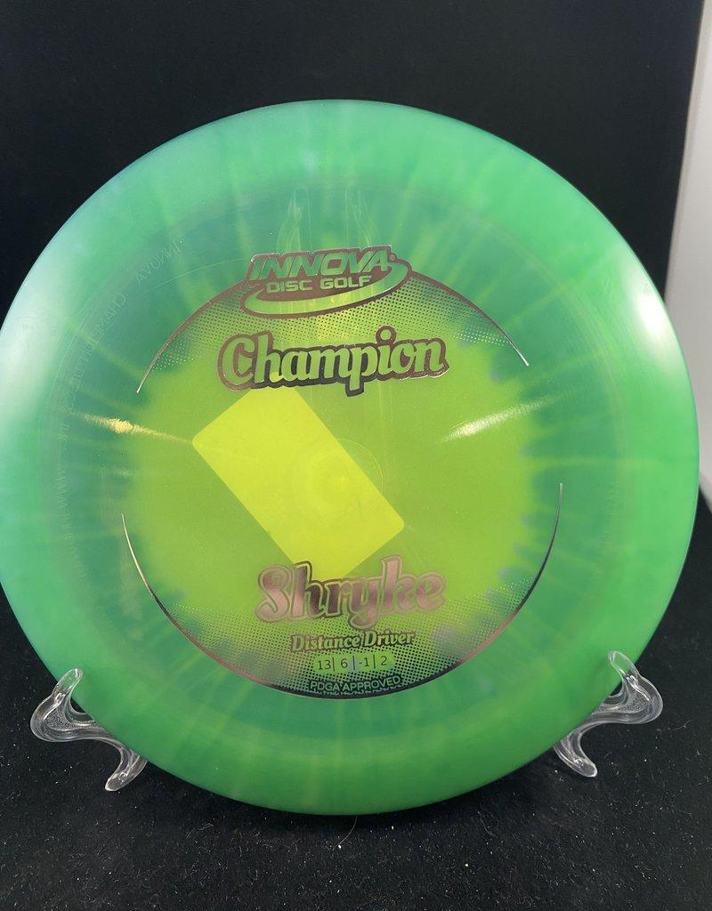 Innova Champion Burst Shryke