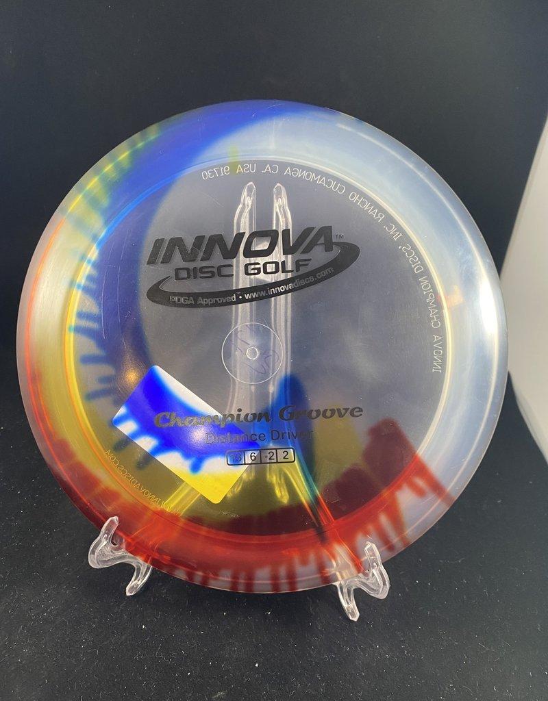 Innova I Dye Champion Groove