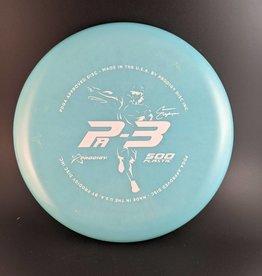 Prodigy Prodigy PA-3, 500 plastic