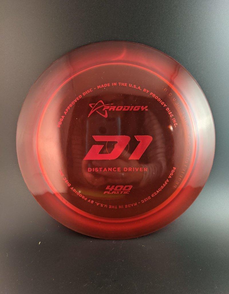 Prodigy Prodigy D1/400 plastic