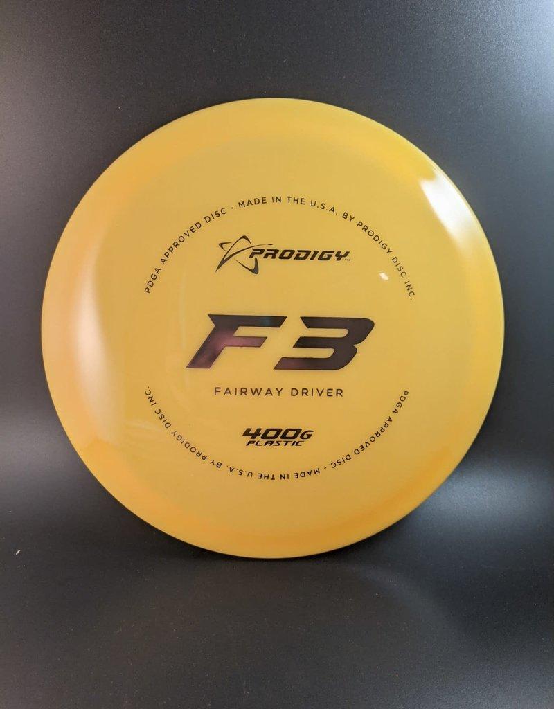 Prodigy Prodigy F3 - 400G plastic
