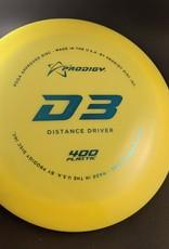 Prodigy Prodigy 400  D3