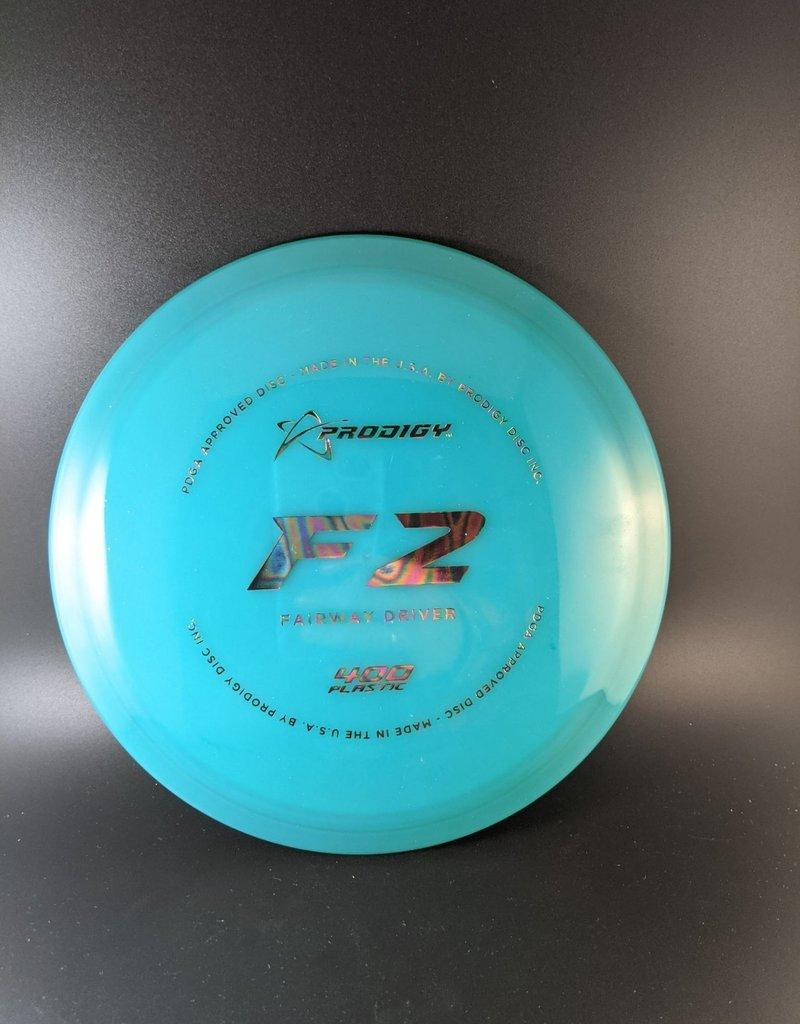 Prodigy Prodigy F2/400 plastic