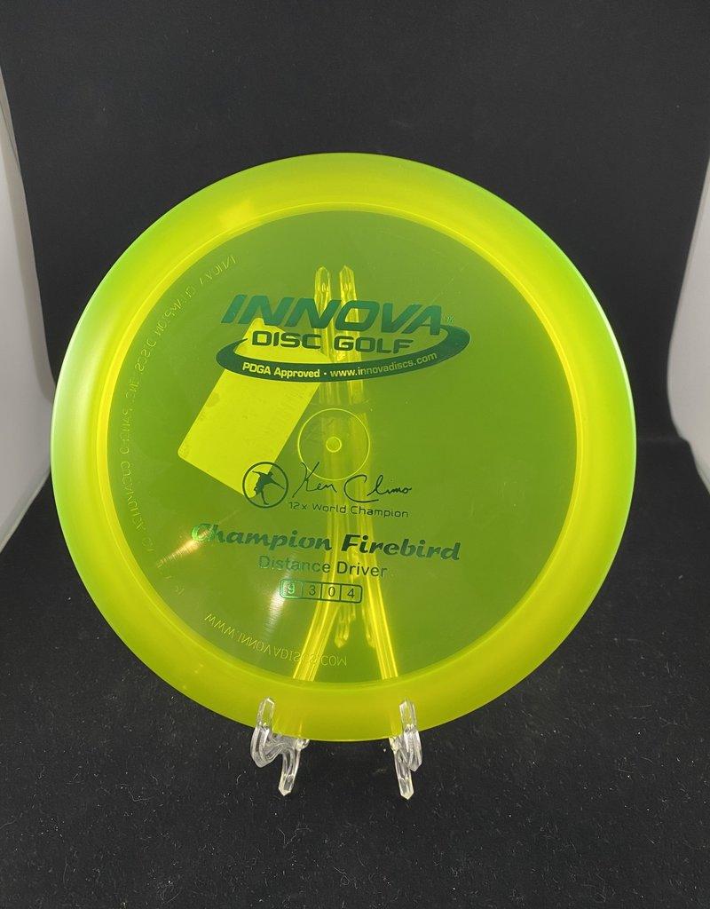 Innova Champion Ken Climo 12x Firebird