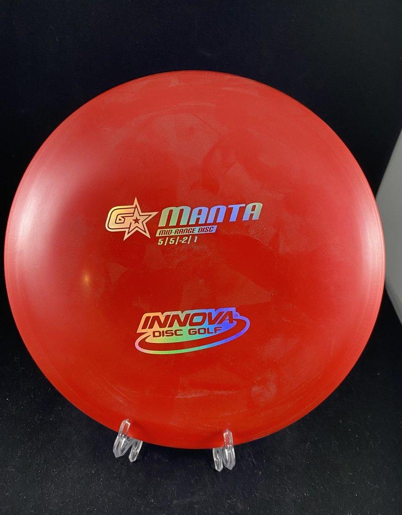 Innova G Star Manta