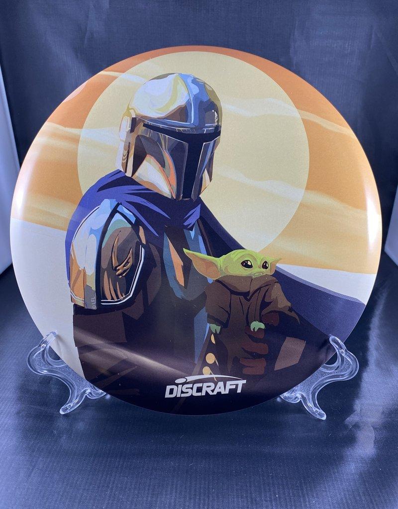 Discraft Star Wars Mandalorian and The Child SuperColor Buzzz