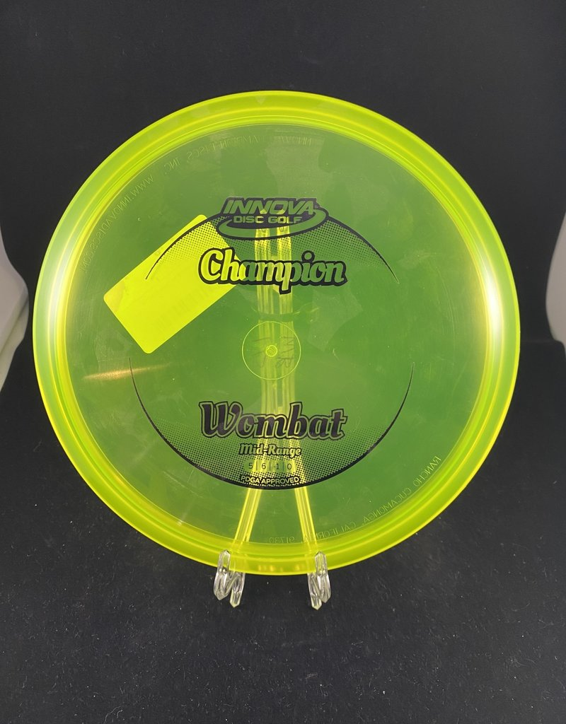 Innova Champion Wombat