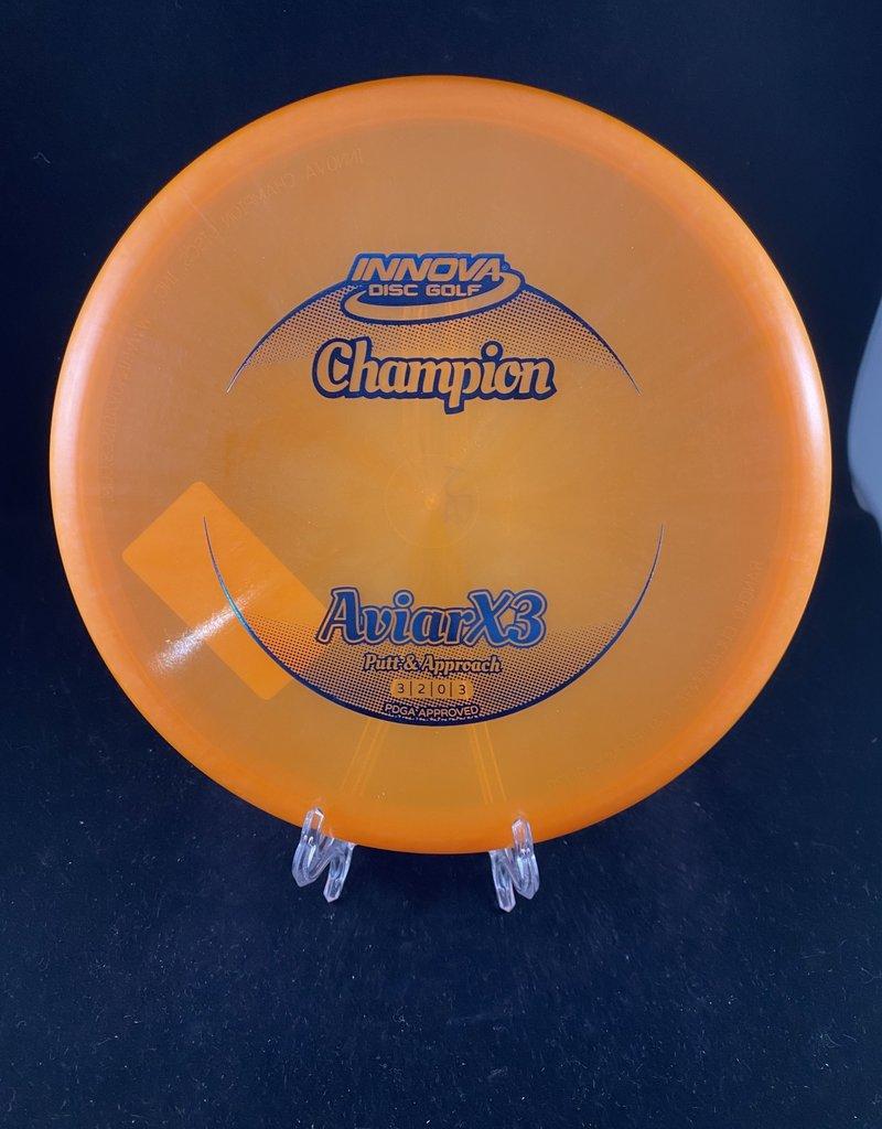 Innova Champion/ Aviar X3