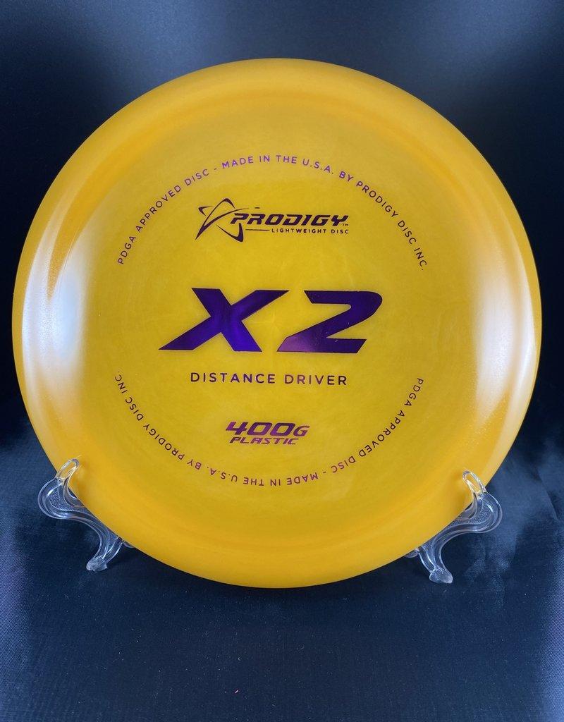 Prodigy Prodigy X2 400g