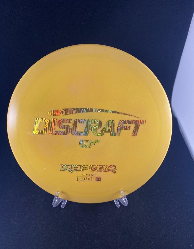 Discraft ESP Raptor (cont'd)