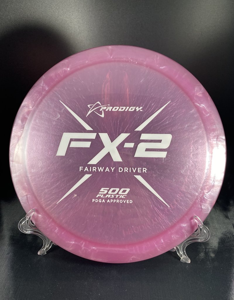 Prodigy Prodigy FX-2 500 con't