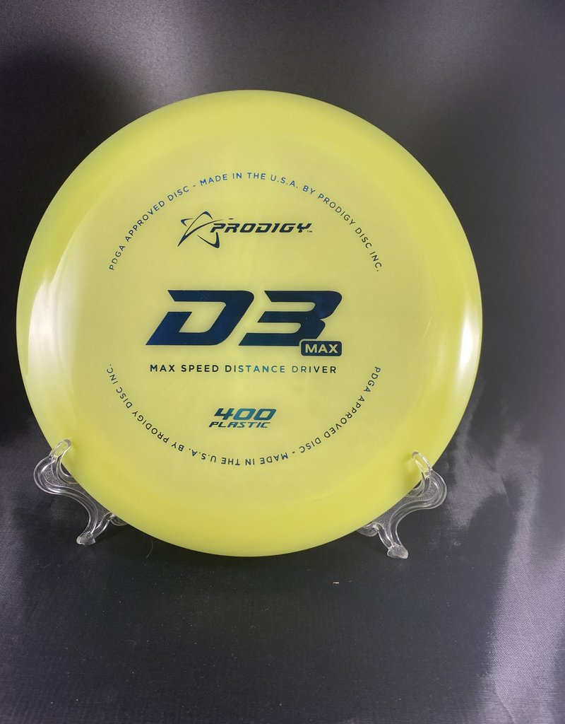 Prodigy Prodigy D3 MAX 400