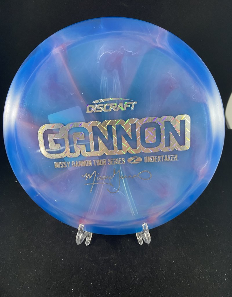 Discraft Missy Gannon 2020 Z Undertaker