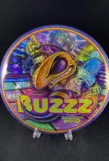 Discraft Full Foil Supercolor ESP Buzzz