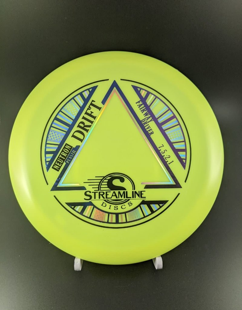 Streamline Discs Streamline Neutron Drift