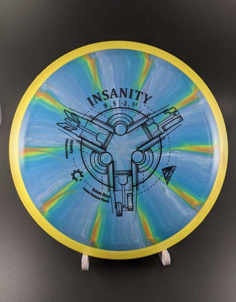 Axiom Discs Axiom Cosmic Neutron INSANITY (cont'd)