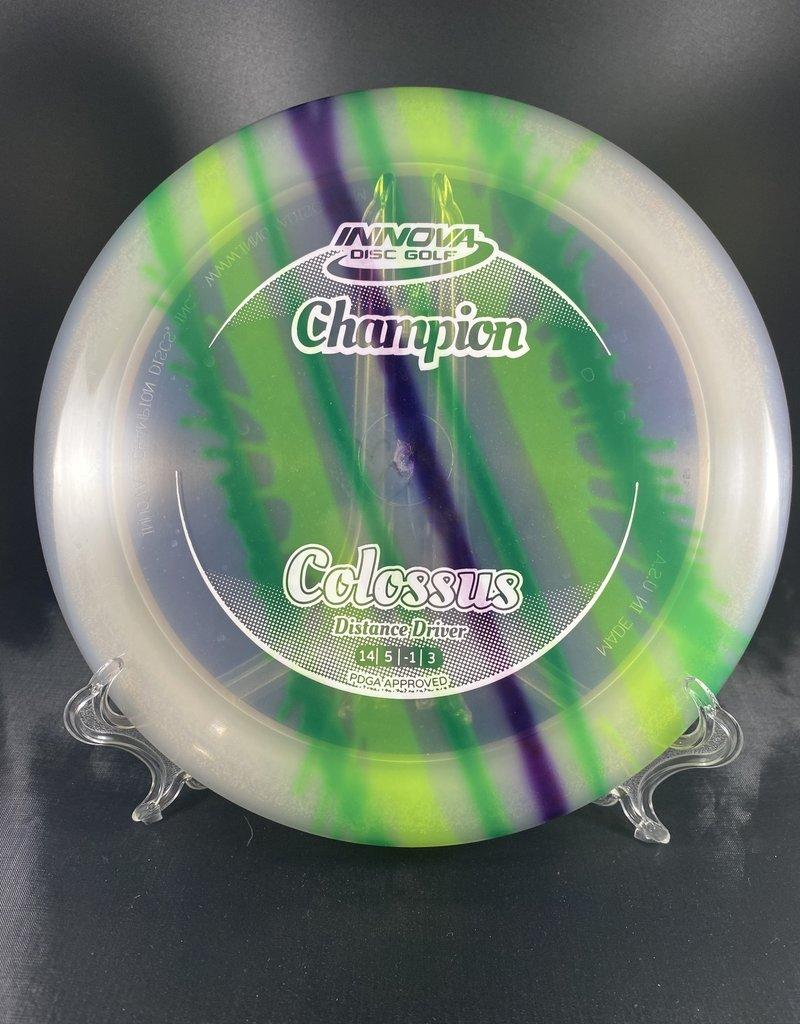 Innova Innova I Dye Champion Colossus