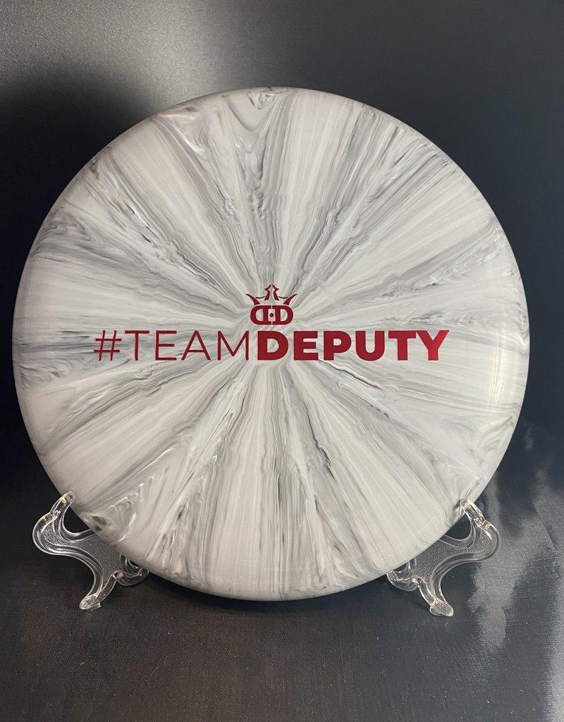 Dynamic Discs Dynamic Discs Prime Burst Deputy Team Deputy Stamp