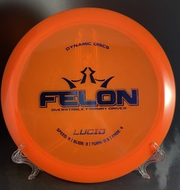 Dynamic Discs Dynamic Disc Lucid Felon