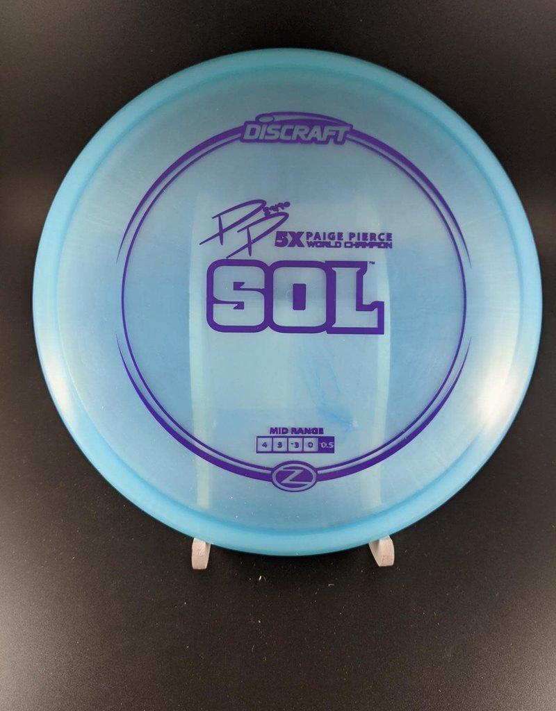 Discraft Discraft  Paige Pierce 5x Z Sol