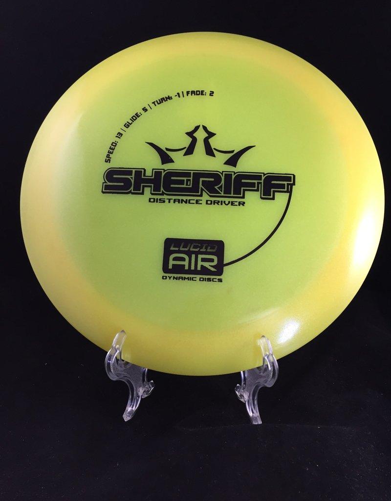 Dynamic Discs Dynamic Disc Lucid Air Sheriff